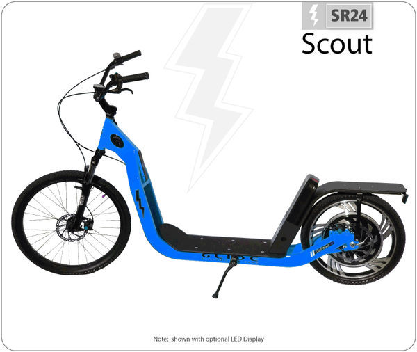 Glide SR24 Scout Side view2