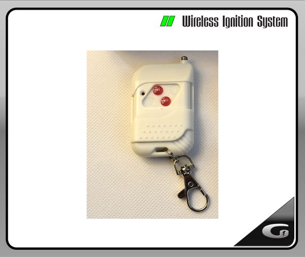 Wireless Ignition System - remote