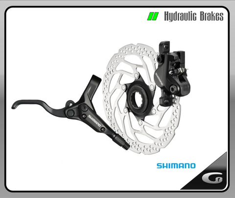 Shumano Hydraulic Disc Brake