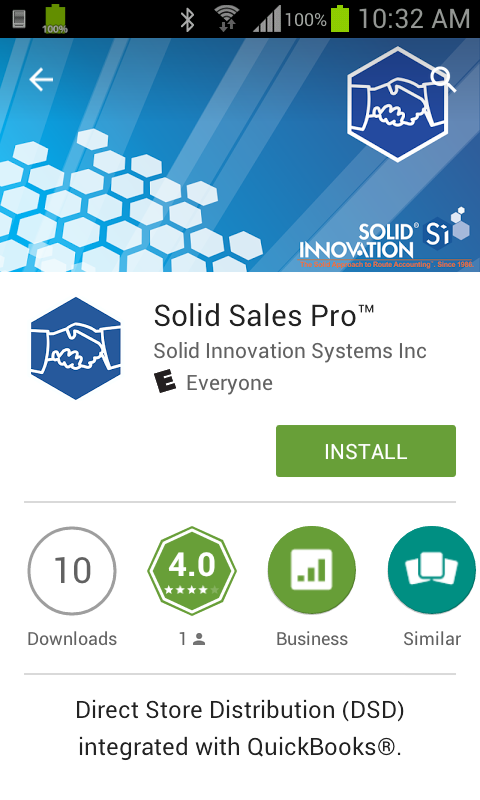 Solid Sales Pro Google Play Install