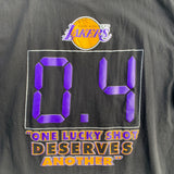 Lakers 2004 WCF Vintage Tee