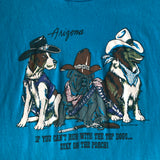Arizona Top Dogs Vintage Tee