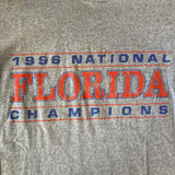 UF 1996 National Champs Vintage Tee