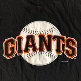 Giants Logo Vintage Tee