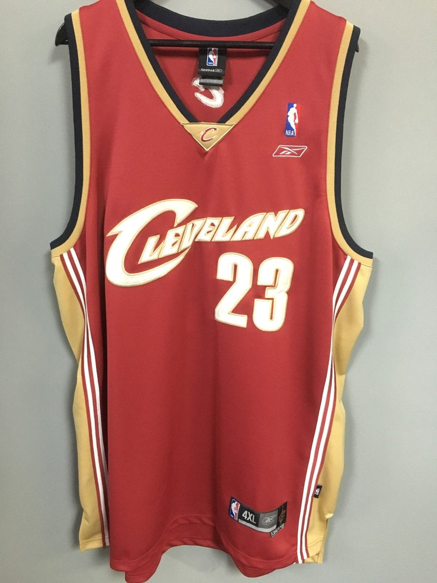best authentic f4f7c 25732 Reebok NBA Cleveland Cavaliers