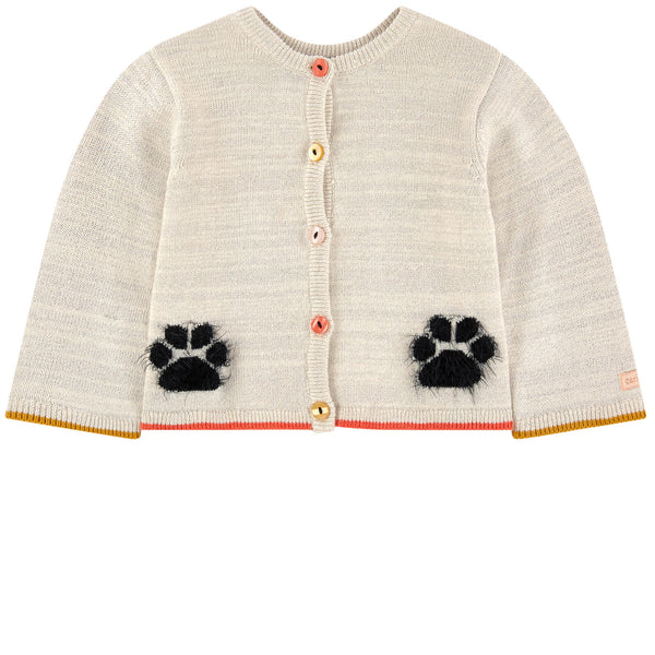 Catimini 2 in 1 Sweater Cardigan (6m - 3T)