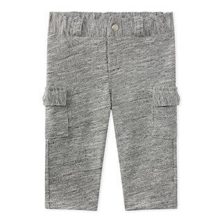 Petit Bateau BABY BOY PANTS WITH SIDE POCKETS