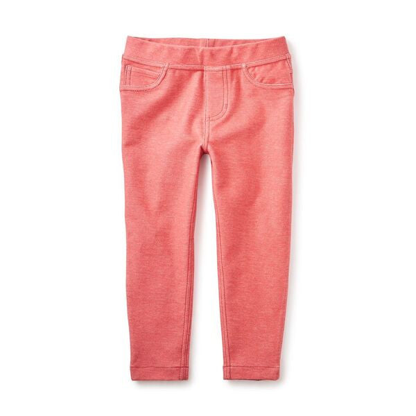 Tea Collection Denim Like Skinny Minny Pants (Size 4, 6, 7, 8, 12)