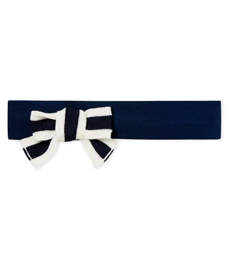 Petit Bateau Baby Girl's Cottom Headband