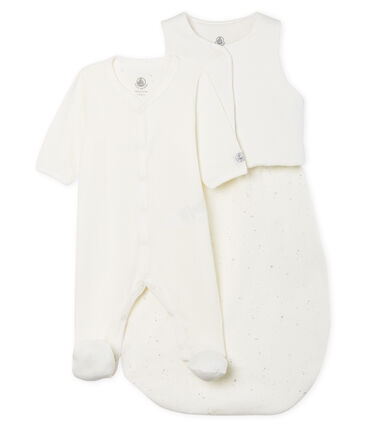 Petit Bateau Baby Tube Knit 2-in-1 Clothing