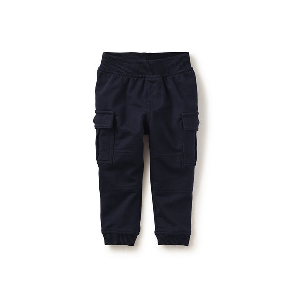 Tea Collection French Terry Cargo Pant - 30% OFF &  Free Shipping !