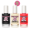 Piggy Paint All Natural Nail Polish Glows in the Dark