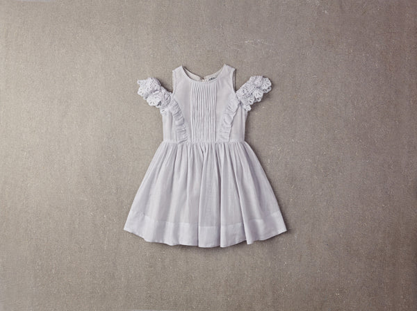 Nellystella Alexis Dress in Artic Ice - Ship Now!