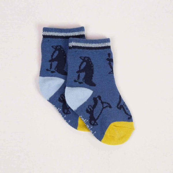 Catimini Baby Boy Penguin Socks