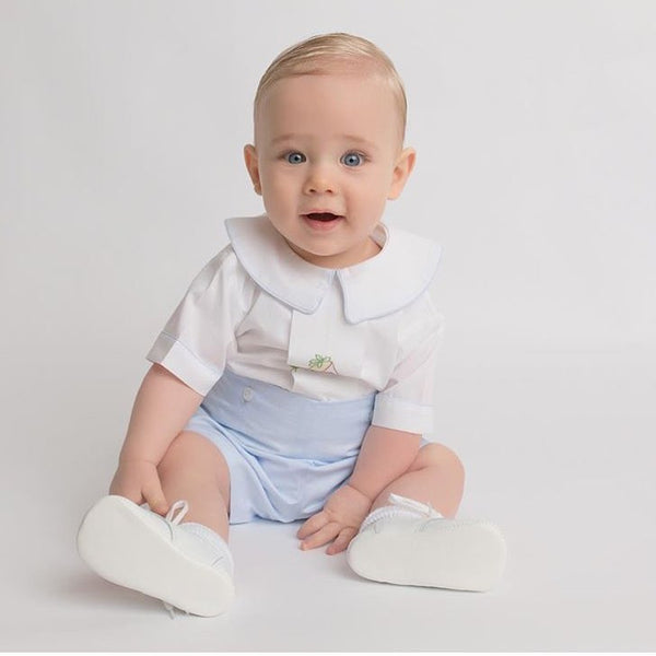 Dondolo Blue Bird Outfit for Boys - 30% OFF (2T)