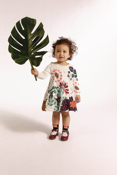 Catimini WIldflower Dress