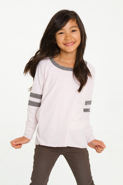 Chaser Long Sleeve Raglan - Opal
