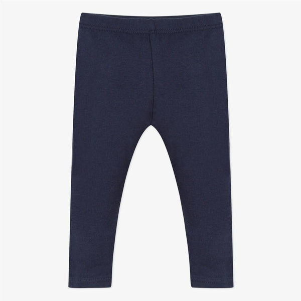 Catimini Baby Girl Leggings in Navy (3/6m, 3/4T)
