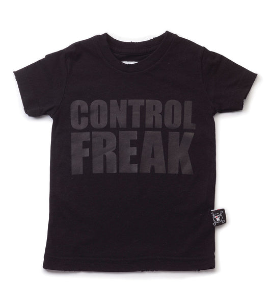 Nununu CONTROL FREAK T SHIRT