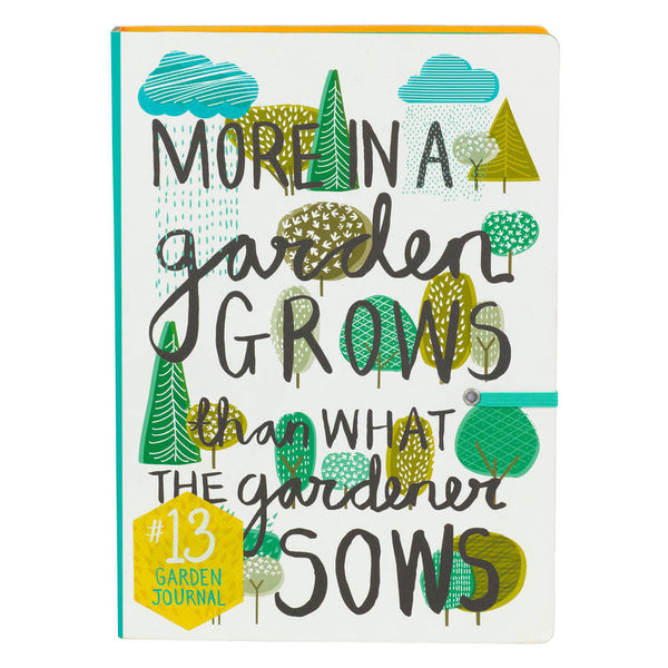 Little Thoughtful Gardener Garden Journal