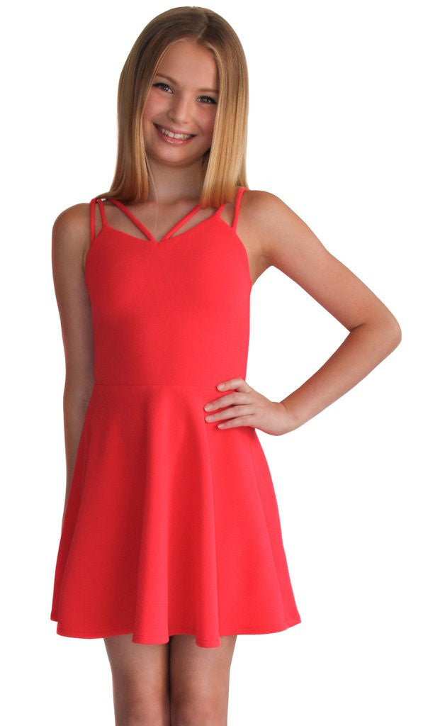 The Rae Dress - Poppy