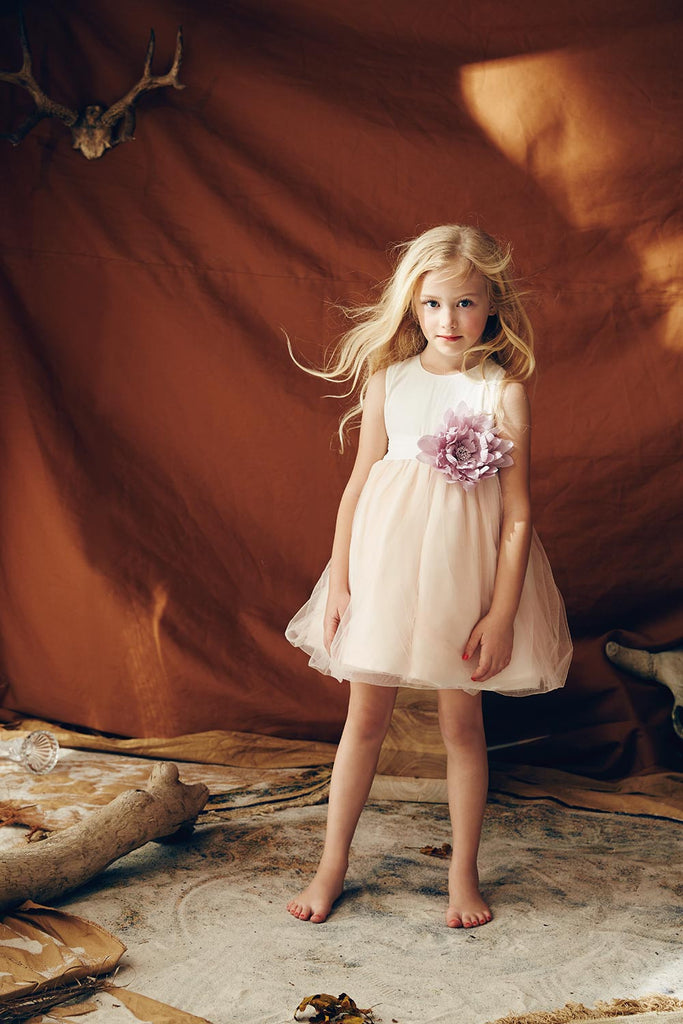 Nellystella Love Natalie Dress in Orchid Ice (2Y, 3Y, 4Y, 6Y)