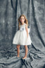 Love by Nellystella Natalie Dress in White