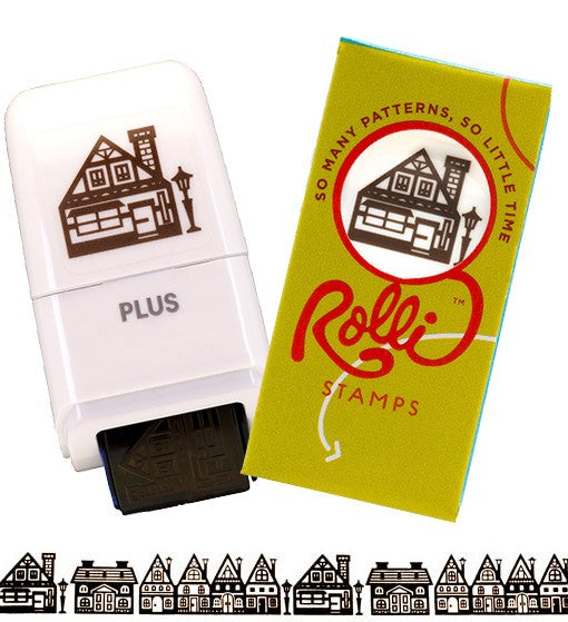 Rolli Stamps Houses and Homes