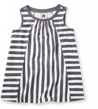 Tea Collection Angelsea Trapeze Baby Dress (6-9m, 9-12m)