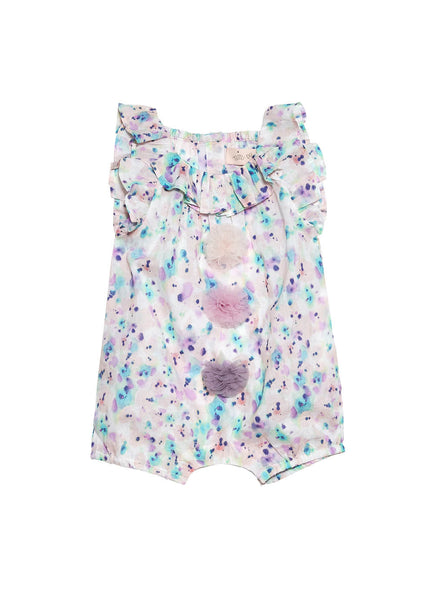 Tutu Du Monde Bubble Breath Baby Romper (3-6m, 18-24m)