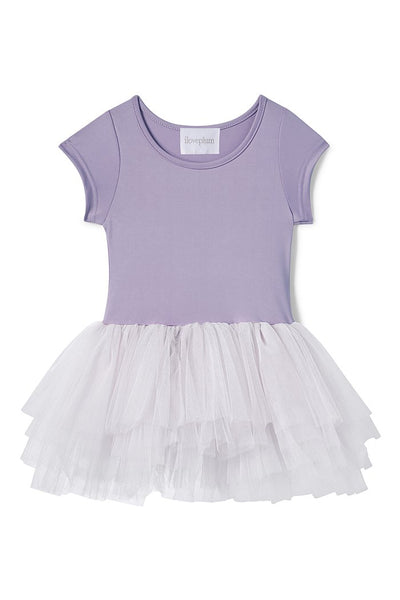 Plum Tutu Dress - Bestie in Betty Purple