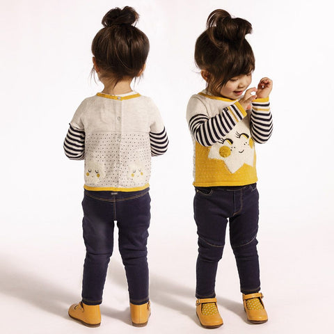 Catimini Girls Two-Way Top (6m - 3T)