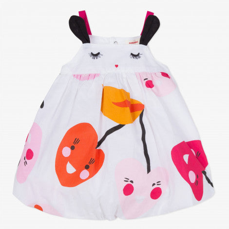 Catimini Baby Girl Bubble Playsuit