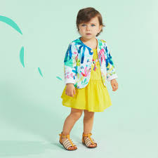 Catimini Oasis Print Light Jacket (18m, 2T, 3T, 4T)