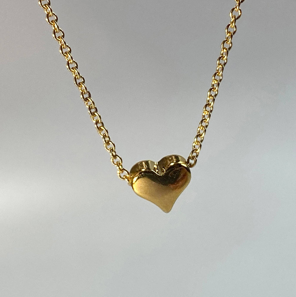 Floating Heart Necklace - ONE