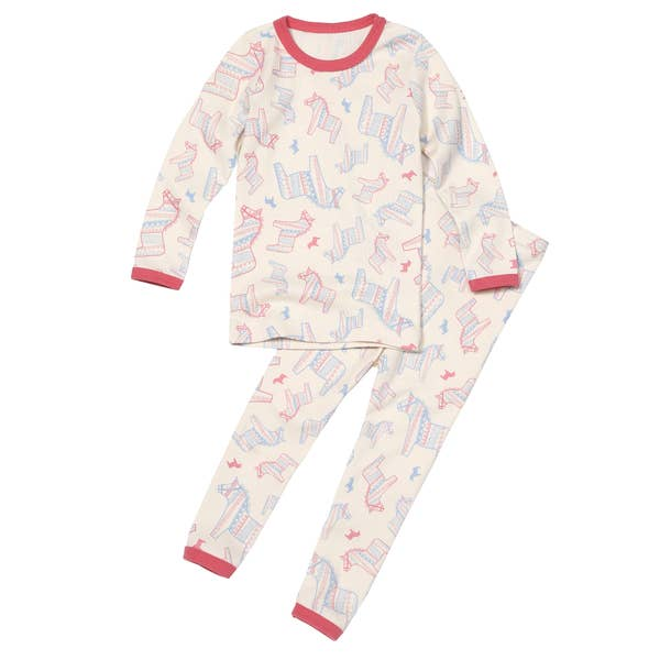 Organic 2 Pieces Pajama Set -  Uni Cat