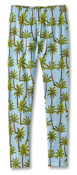 Stella Cove Palm Tree Leggings - 30% OFF