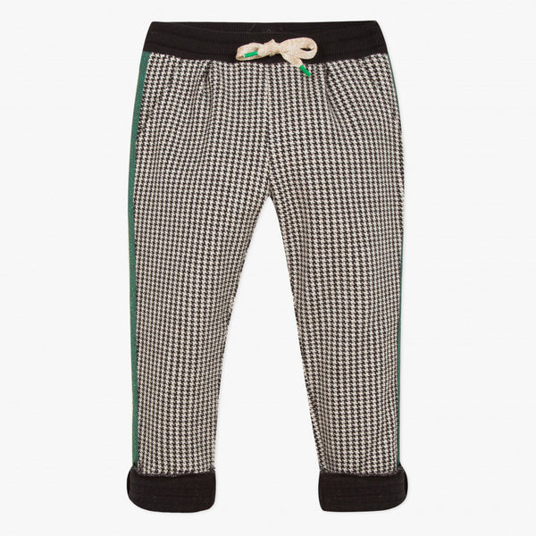 Catimini Girl's Houndstooth Fashion Joggers (Size 2, 4, 8)