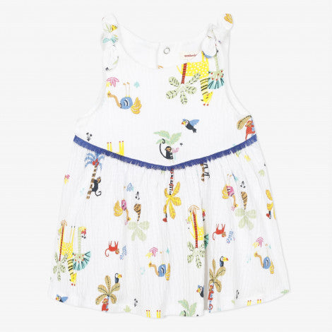 Catimini Baby Girl's Crepe Dress - NEW*