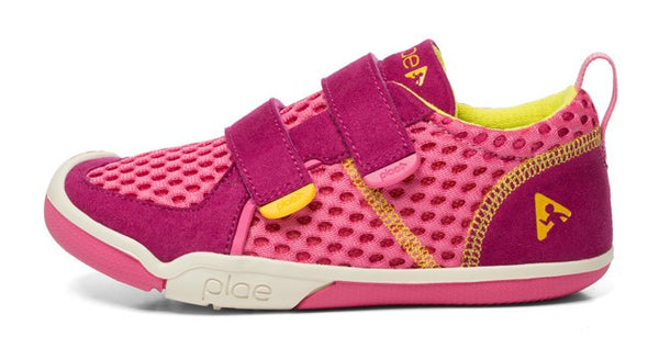 Plae Ty the Sneaker Electric Fuchsia