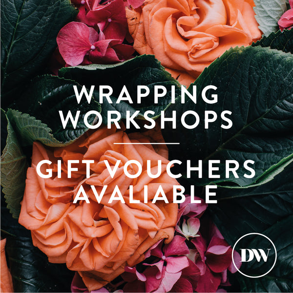 Wrapping Workshop Gift Voucher