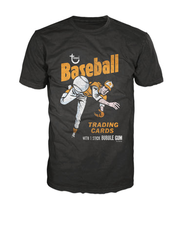 Topps Baseball Pitch T-Shirt