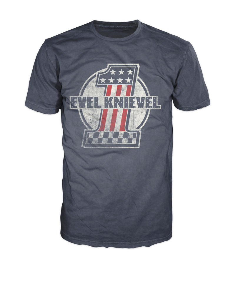 Evel One Logo T-Shirt