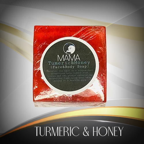 Turmeric&Honey (Face&Body Soap)