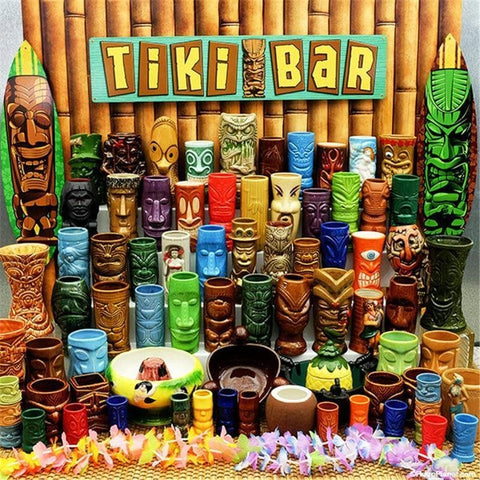 Boccale Tiki Bar - Vitafacile shop