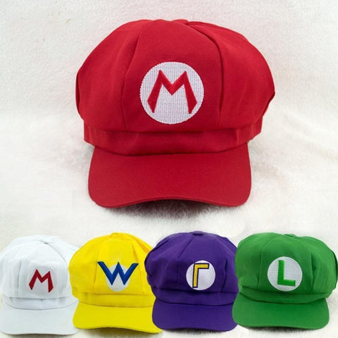 Cappello Super Mario - Vitafacile shop
