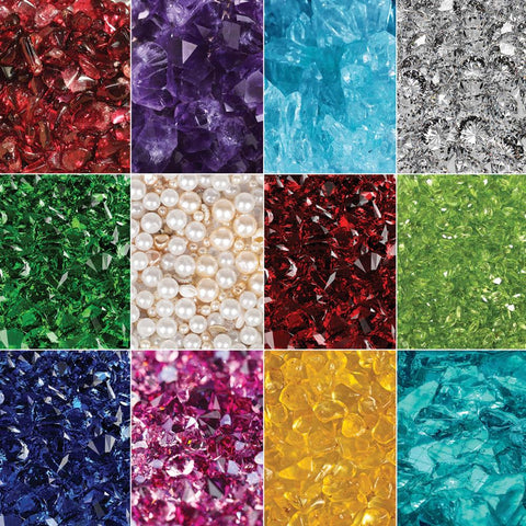 Tinker Tray Birthstone Scrapbook Paper