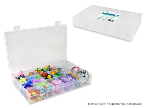 Craft Storage Organizer Box Set 36