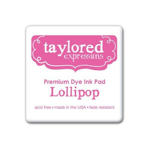 Taylored Expressions Ink Pad Lollipop
