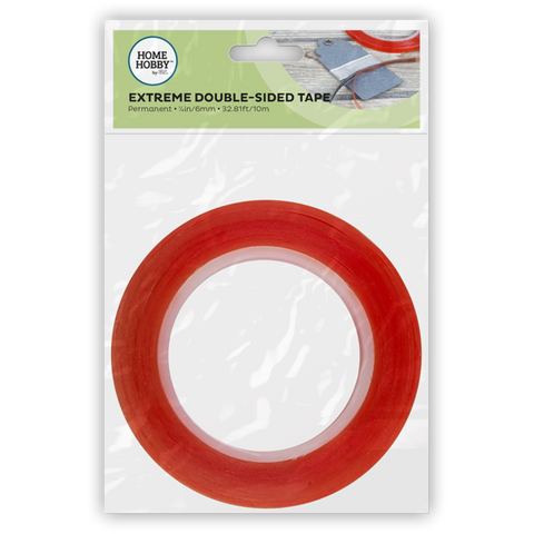 Double Sided Tape Extreme 1/4""